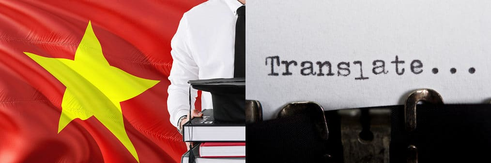 certified translation from a notary in Vietnam
