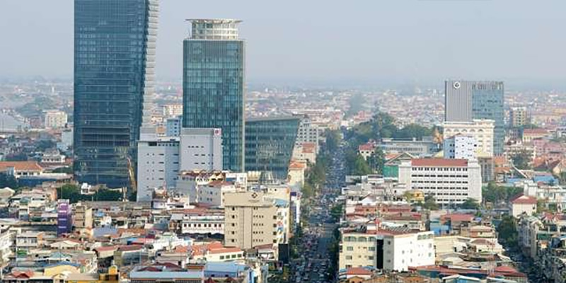 cost of living and budget to live in Cambodia