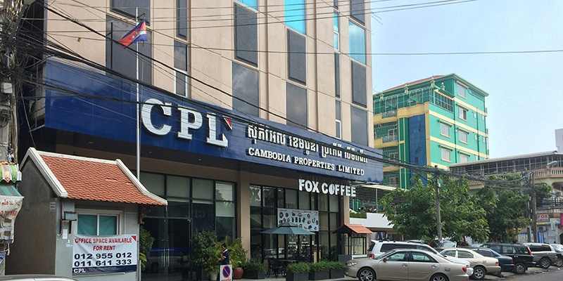 CPL : Cambodia Properties Limited