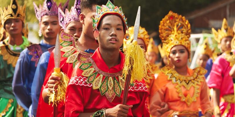 culture in myanmar