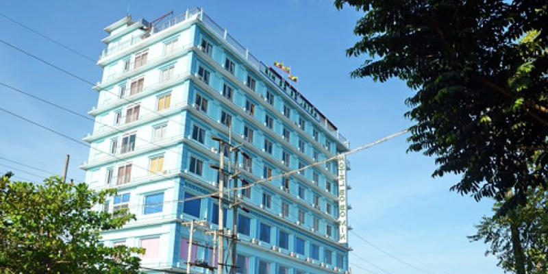 dagon town in Yangon to buy condominium