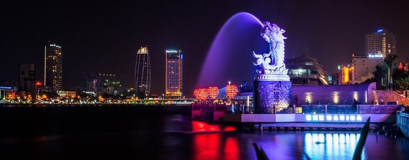 Danang in Vietnam to do business and open a company