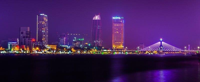 Danang Vietnam pour faire des affaires et créer sa société