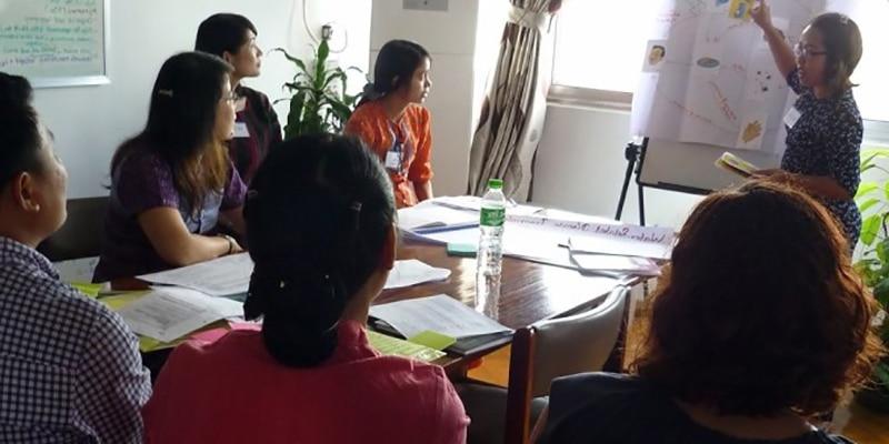 education and skills in myanmar