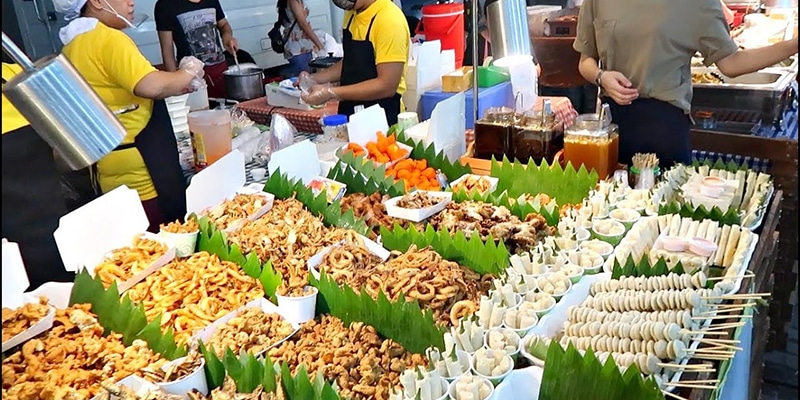 food cost of eating in the philippines