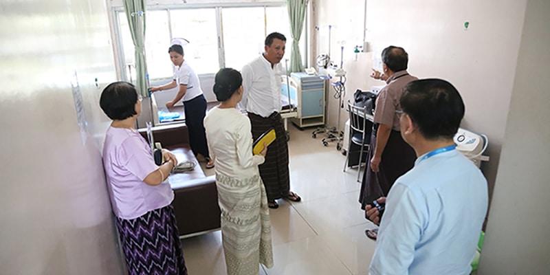 health insurance in Myanmar for expatriates