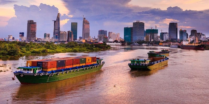 Ho Chi Minh ville Saigon pour créer sa startup
