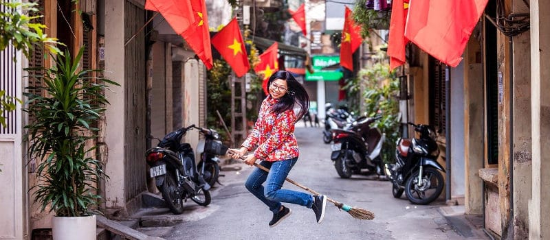 joindre un business center in Hanoï au Vietnam