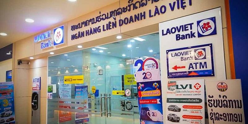 laoviet bank in Laos