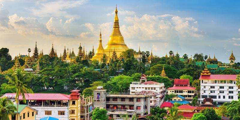 living in myanmar