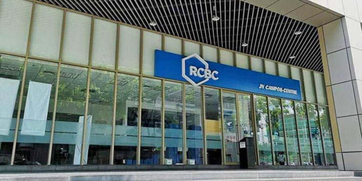 rcbc rizal commercial banking corporation for the philippines