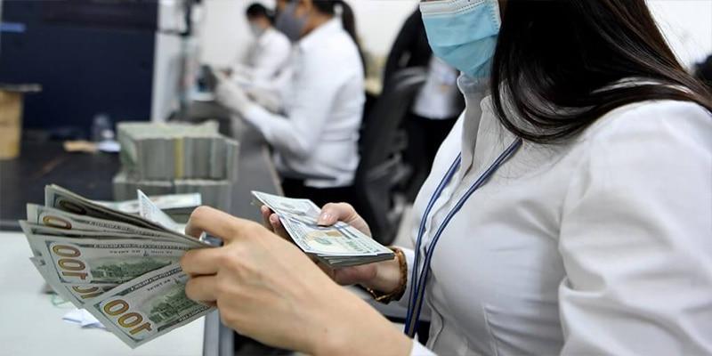monnaie pour les transactions officielles d'argent au Cambodge