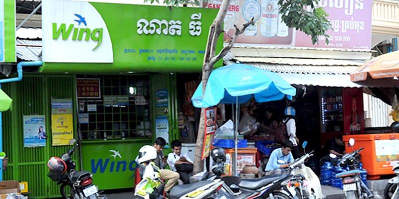 transférer et recevoir de l'argent au Cambodge comme expatrié