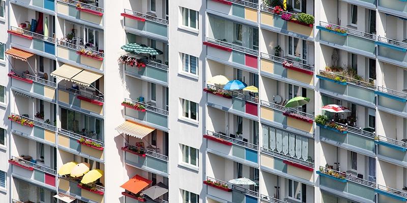 type of apartment like condominium in Malaysia