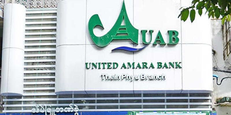 united amara bank in myanmar