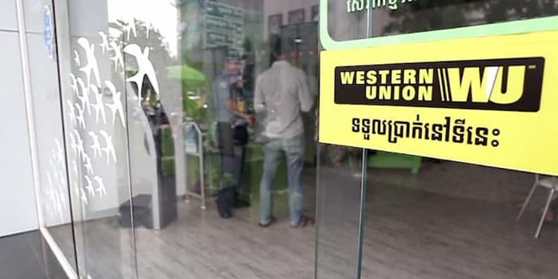 western union in Cambodia