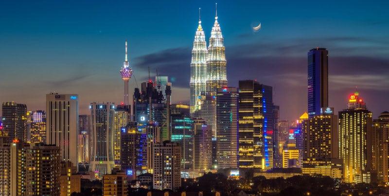 Expatriation à Kuala Lumpur en Malaisie pour les opportunités