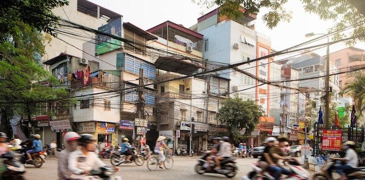 appartement pas cher à louer au vietnam