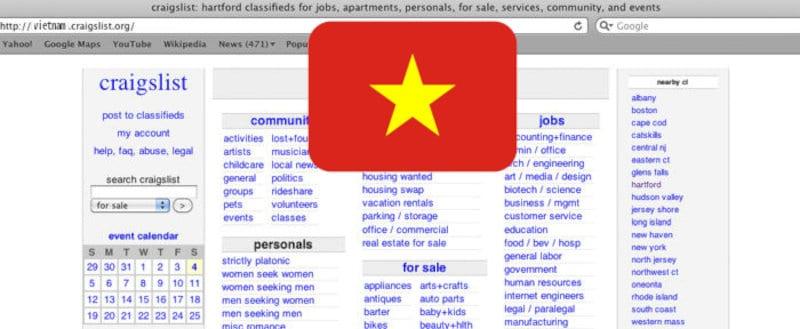 craigslist leboncoin vietnam pour trouver et louer une chambre et un appartement