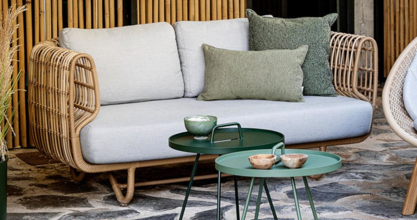Exports and housing furniture with bamboo and rattan