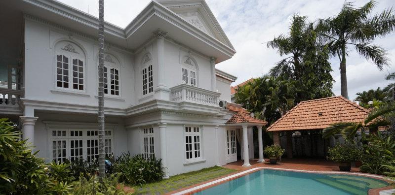 Louer un villa ou maison au Vietnam de luxe