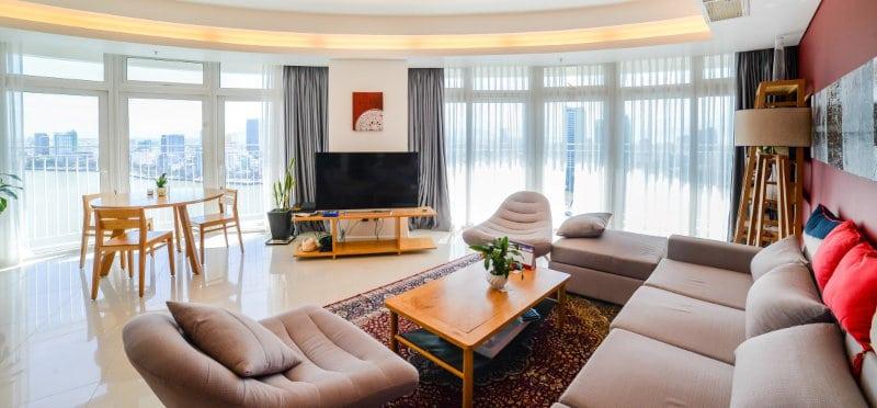 Renting apartments in Ho Chi Minh City Saigon