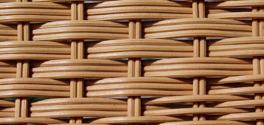 Usines de production et fabrication en rotin