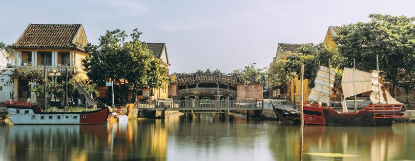 choisir la localisation dans une ville du vietnam