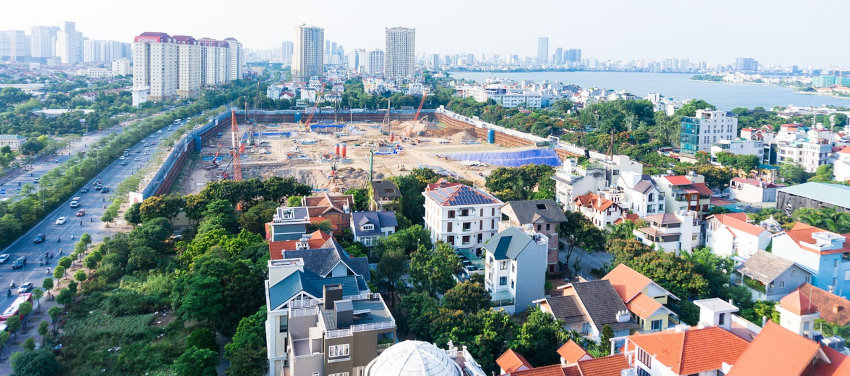 invest into land in vietnam in city or countryside