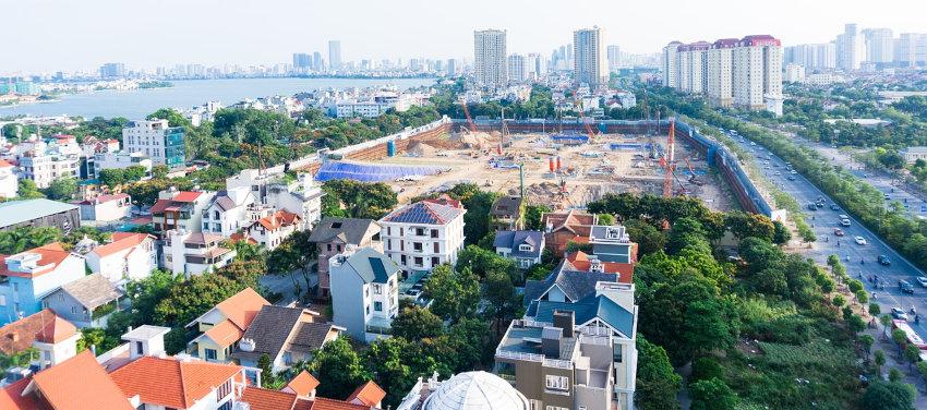 investir dans la terre au vietnam dans une ville ou campagne