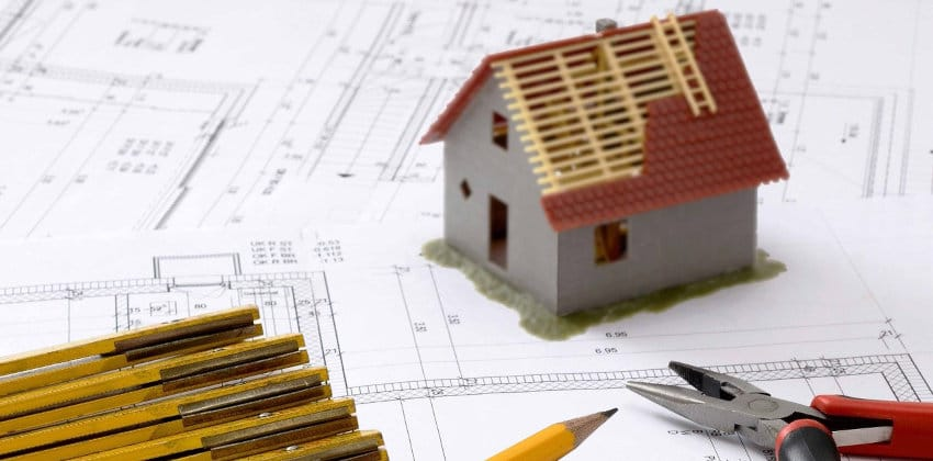 plan with an architect to prepare the real estate project