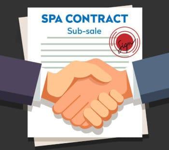 SPA : accord de vente